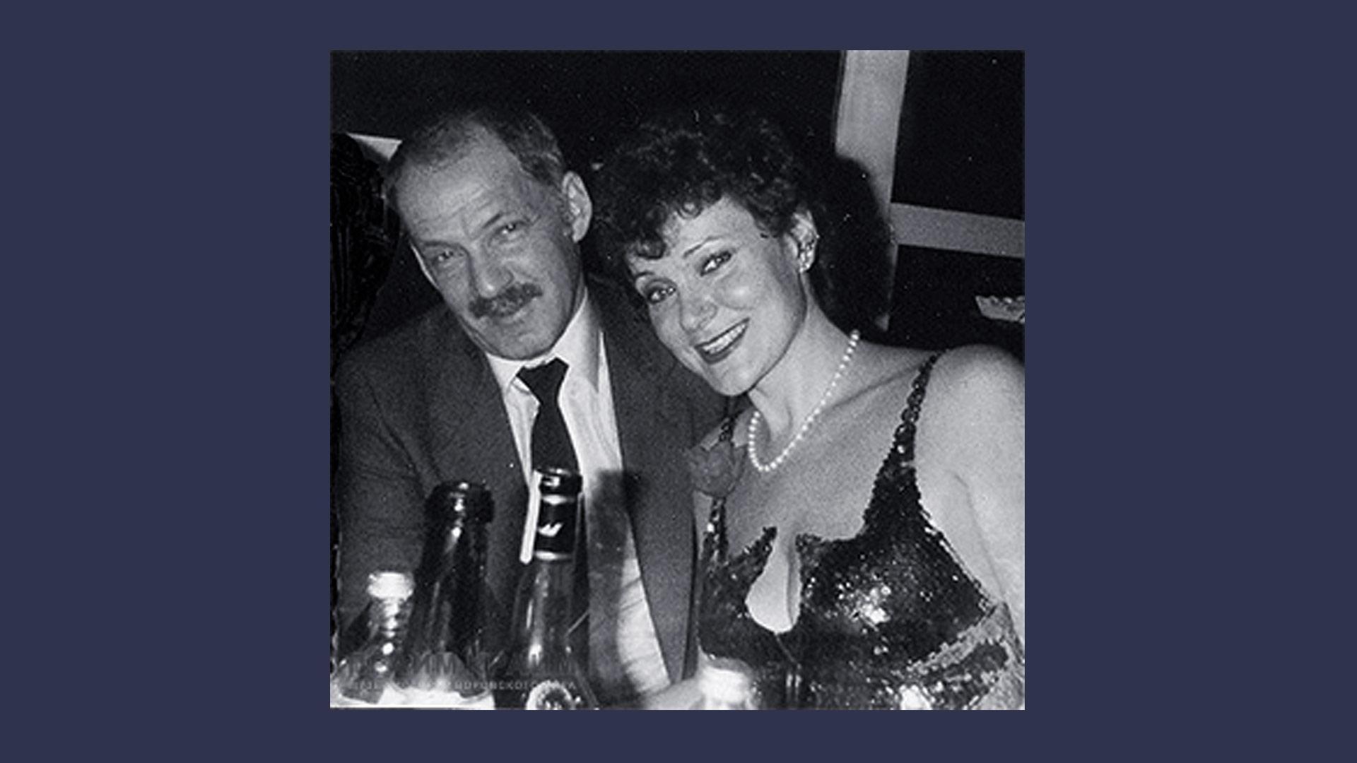 """Евсей Агрон и его жена Майя Розова, США. Фото © """"Прайм крайм"""""""