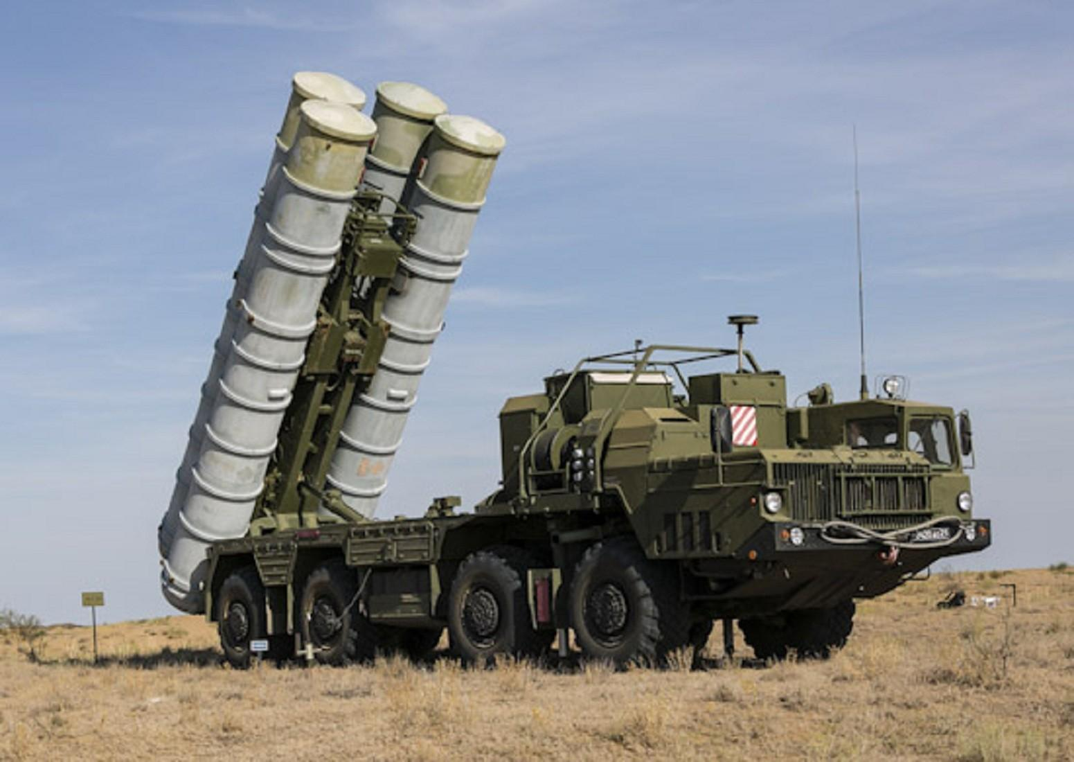 "С-400 ""Триумф"". Фото © Министерство обороны"