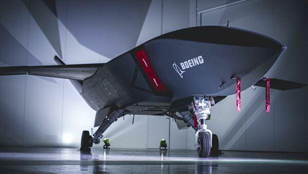 "<p>Кадр презентации беспилотного летательного аппарата Loyal Wingman. Фото © Instagram /<a href=""https://www.facebook.com/Boeing/"" target=""_blank"" rel=""noopener noreferrer""> The Boeing Company</a></p>"