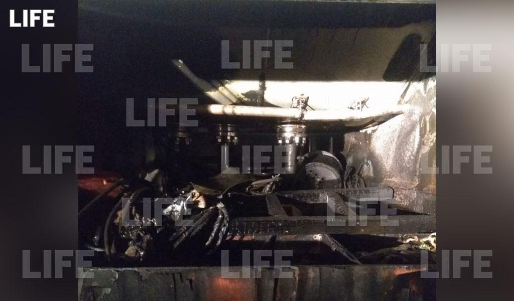 Фото с места происшествия Лайфу прислал гражданский журналист через приложение LiveCorr (доступно на Android и iOS)