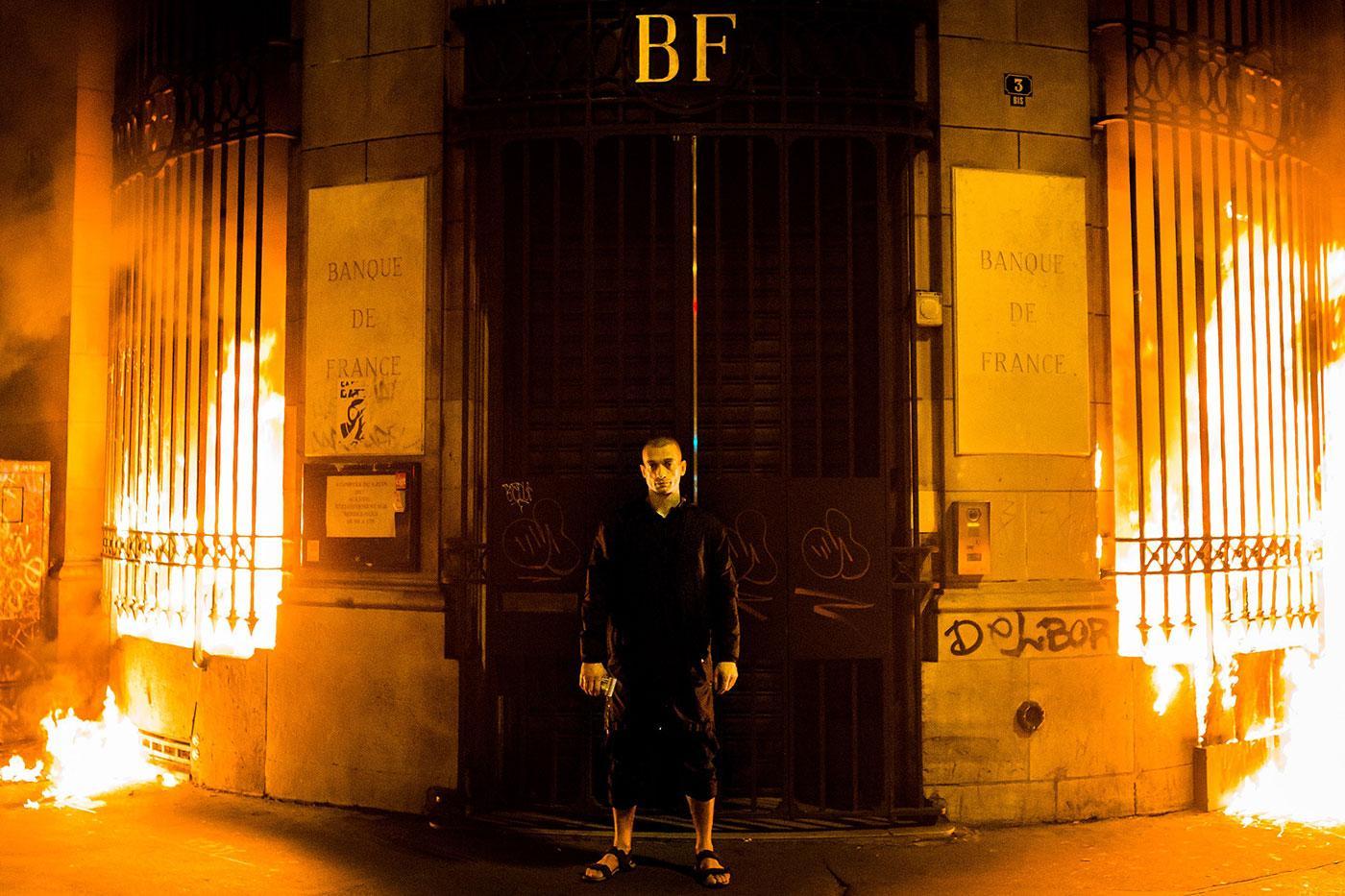 Это не дверь ФСБ, а вход в Банк Франции. Фото © Wikipedia