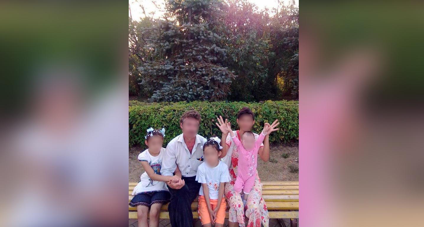 <p>Семья в 2013 году. Фото © Соцсети</p>