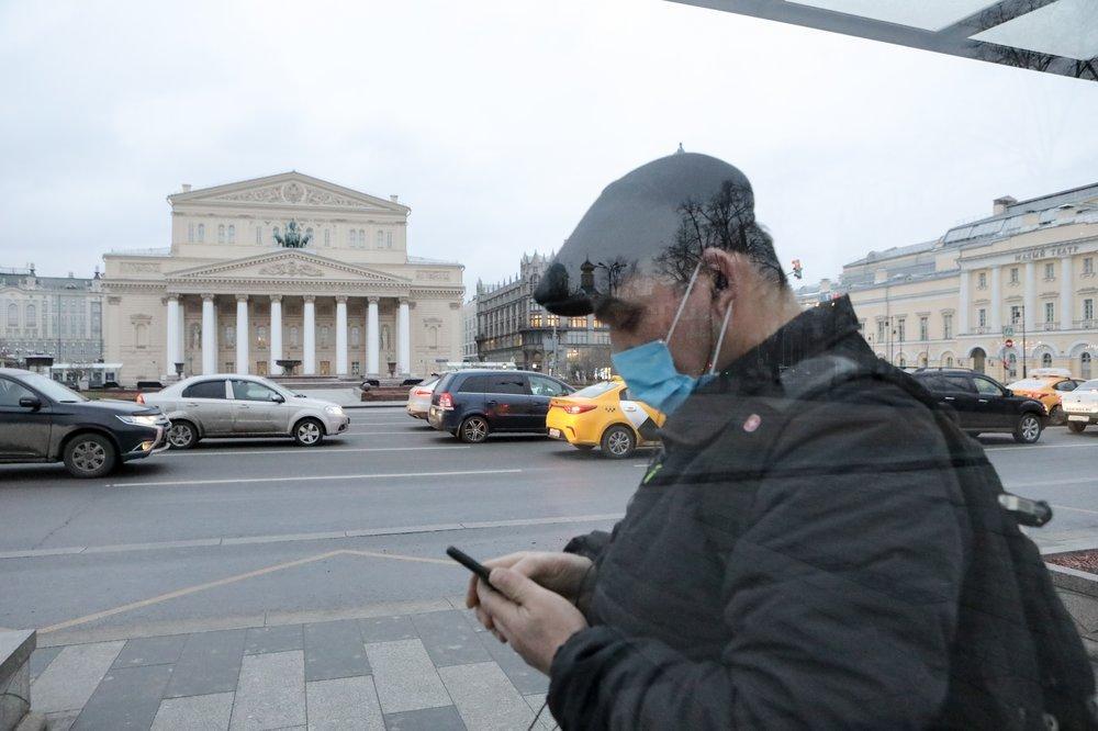 """Фото © Агентство городских новостей """"Москва"""" / Софья Сандурская"""