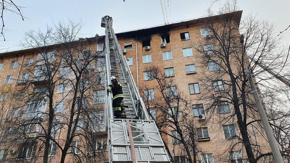 """Фото © Агентство городских новостей """"Москва"""" / Денис Воронин"""
