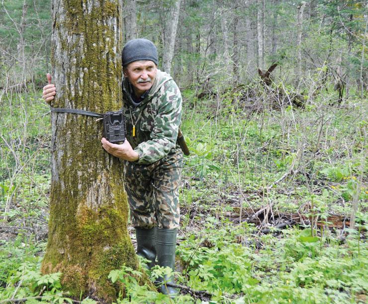 Александр Баталов, директор лесоохотничьего хозяйства. Фото © present-dv.ru / obraz