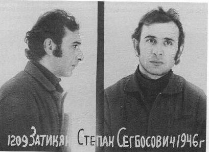 Степан Затикян. Фото © vk.com/metro_kozhuhovskaya_liniay