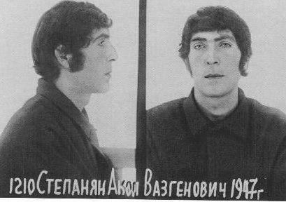 Акоп Степанян. Фото © vk.com/metro_kozhuhovskaya_liniay
