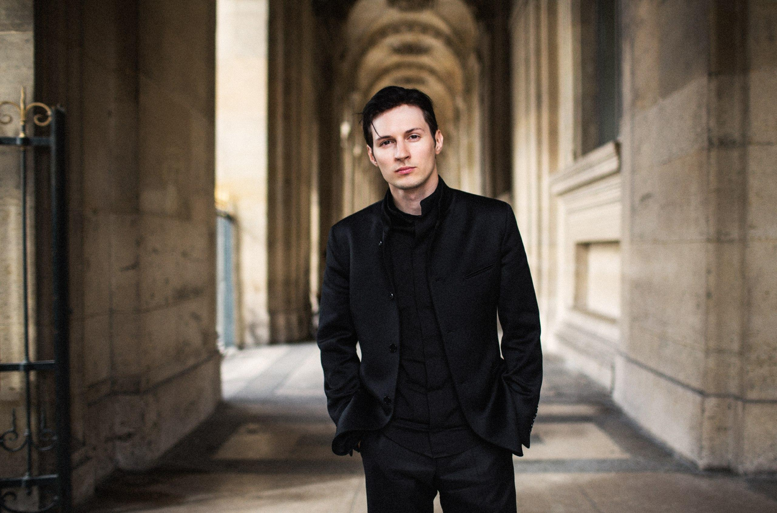 Павел Дуров не предполагал, что создаст лучшую площадку для спекуляции медицинскими масками на время пандемии. Фото ©vk.com/durov
