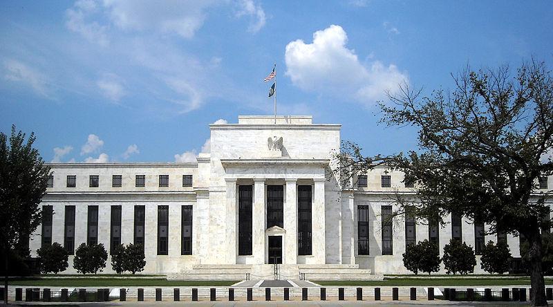 Федеральная резервная система (ФРС) США. Фото © Wikipedia