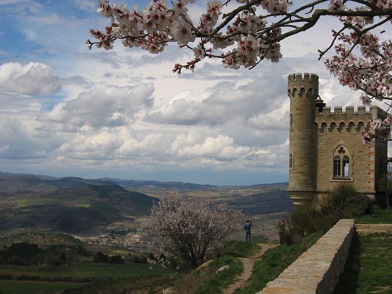 Рен-ле-Шато. Фото © Wikipedia