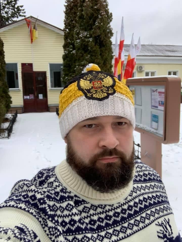 Андрей Обухов, подозреваемый в мошенничестве. Фото © Facebook / Андрей Обухов