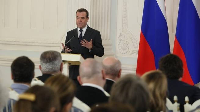 <p>Фото © Пресс-служба Правительства РФ</p>