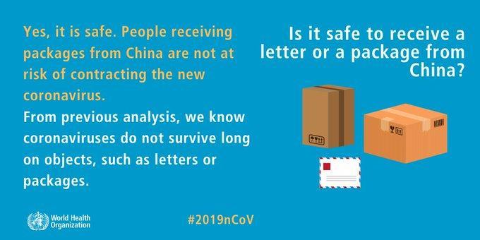Фото © Twitter / World Health Organization (WHO)