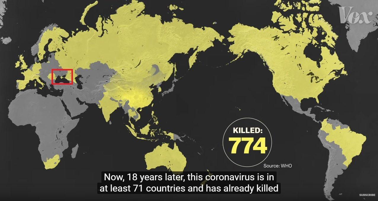 Крым и коронавирус