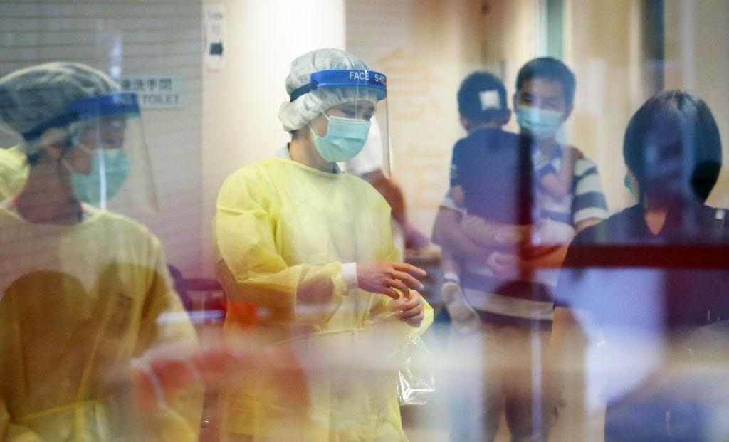 Фото © Sam Tsang / South China Morning Post via Getty Images