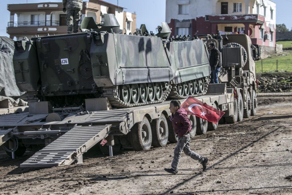 Фото © Cem Genco / Anadolu Agency via Getty Images