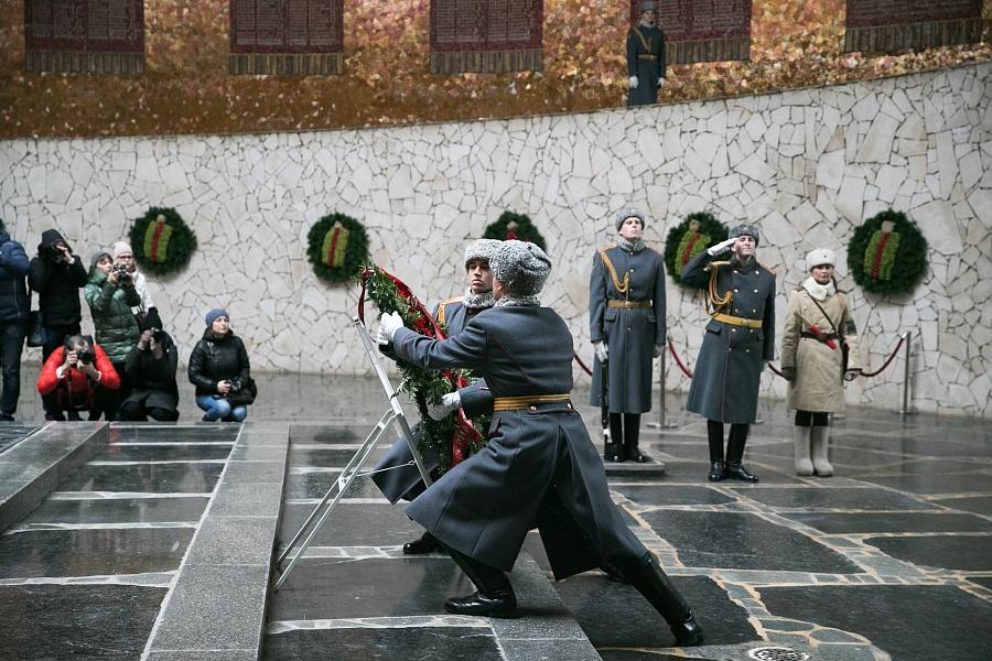 Фото © Администрация города Волгограда