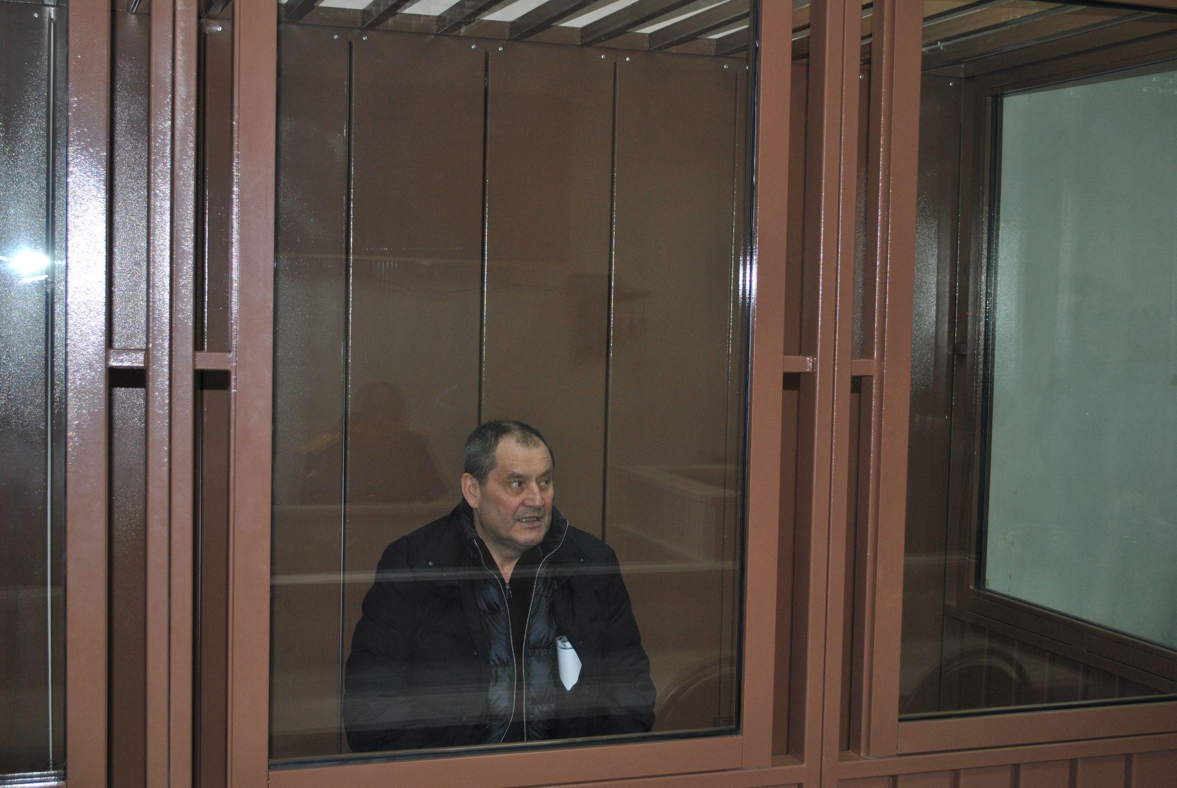 <p>Виктор Половников. Фото © Сыктывкарский городской суд</p>