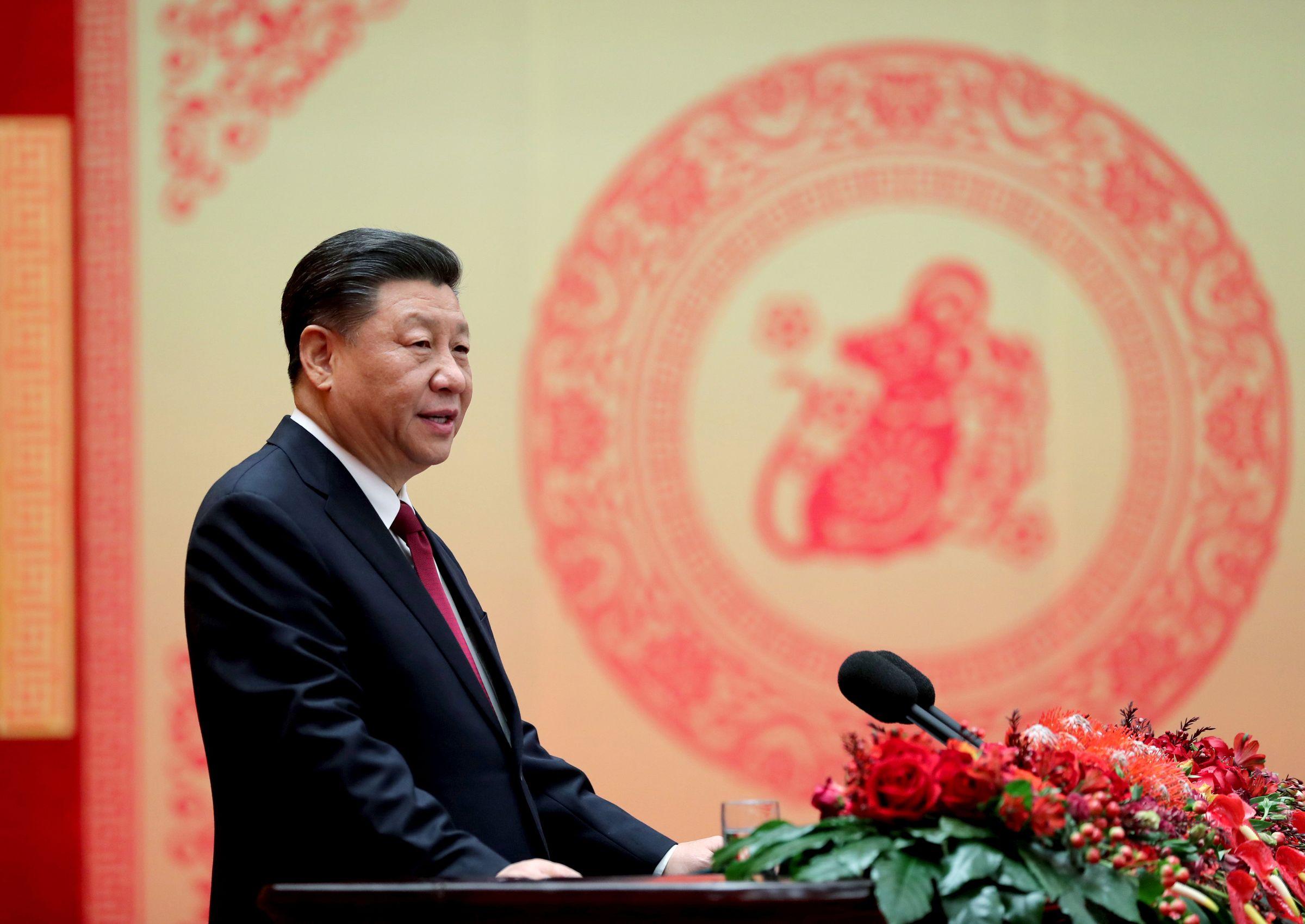 <p>Председатель КНР Си Цзиньпин. Фото © ТАСС / Ju Peng / Xinhua via ZUMA Wire</p>