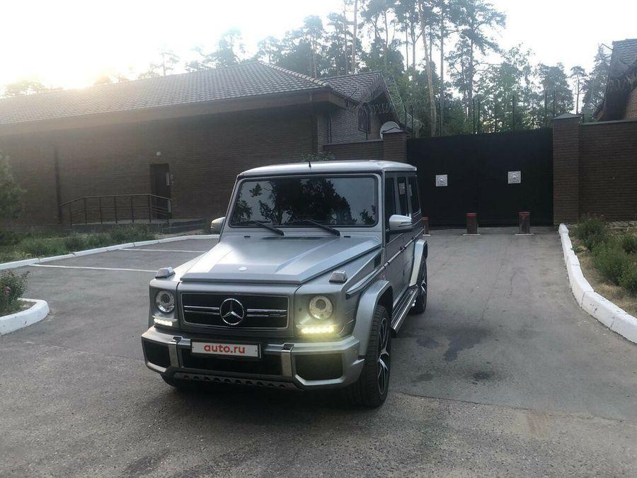Этот автомобиль муж чиновницы готов был продать за 7,3 миллиона рублей. Скриншот © auto.ru