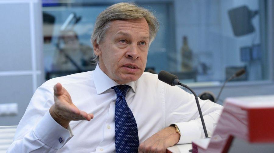 <p>Сенатор Алексей Пушков. Фото © LIFE</p>