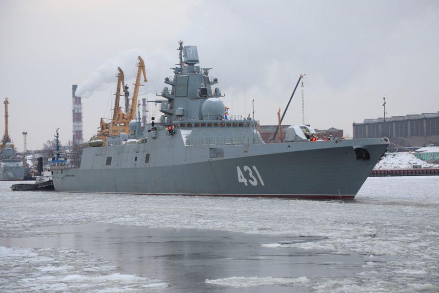 <p>Фото © Министерство обороны Российской Федерации</p>
