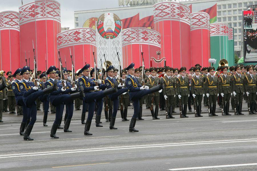 <p>Фото © Минобороны Белоруссии</p>