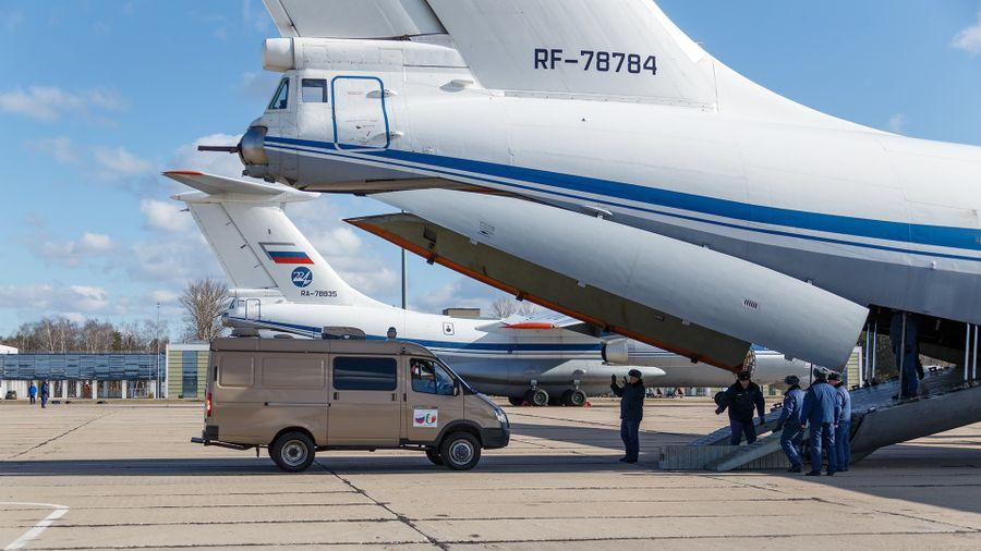 <p>Фото © Russian Ministry of Defense / Alexey Ereshko / Handout / Anadolu Agency via Getty Images</p>
