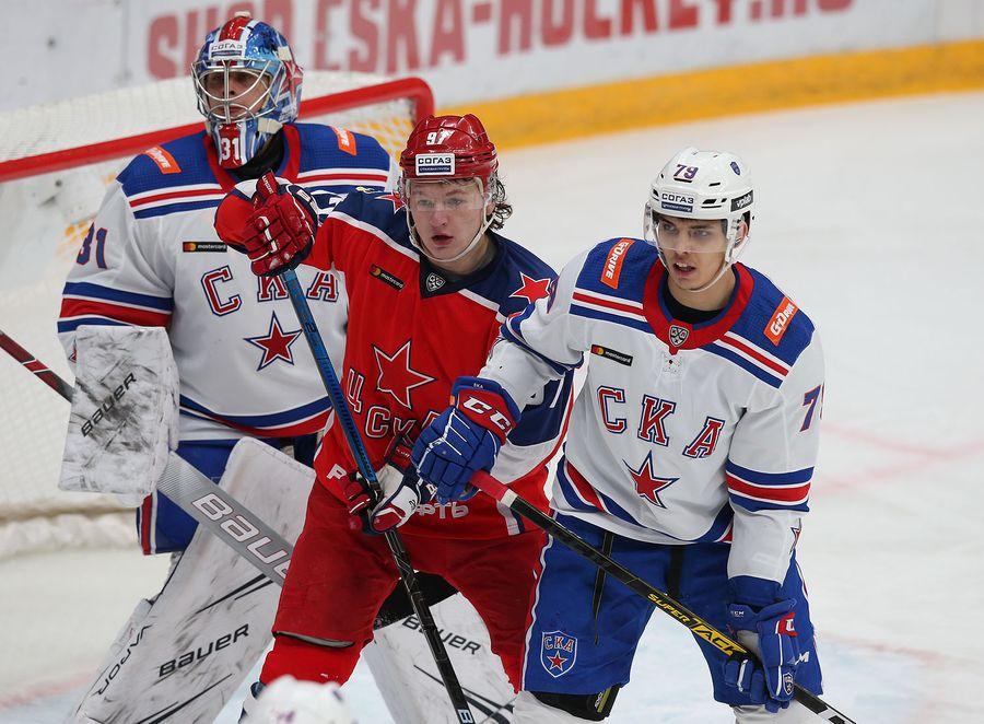 Фото © Пресс-служба ХК ЦСКА