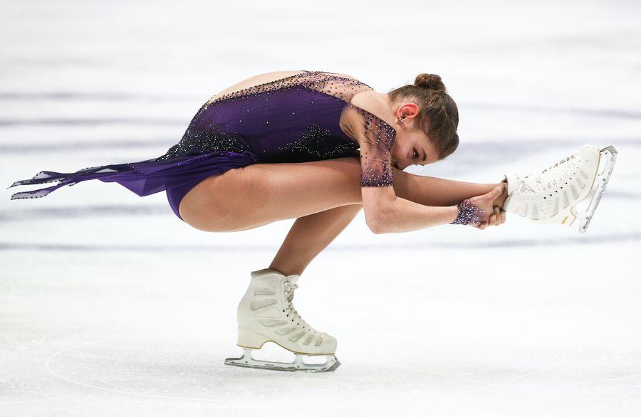 <p>Алёна Косторная. Фото © ТАСС / Сергей Бобылев</p>