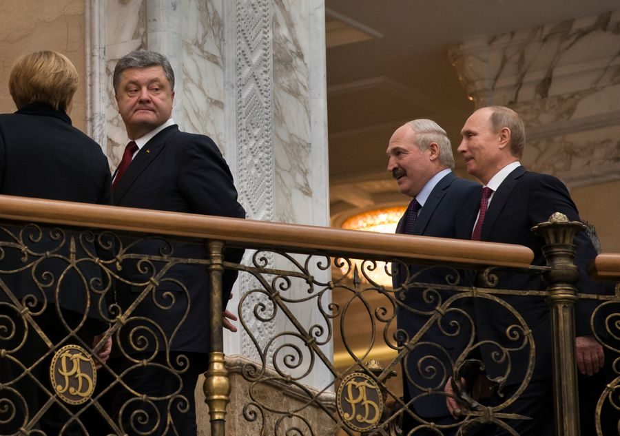 <p>Фото © ТАСС / AP Photo / Alexander Zemlianichenko</p>