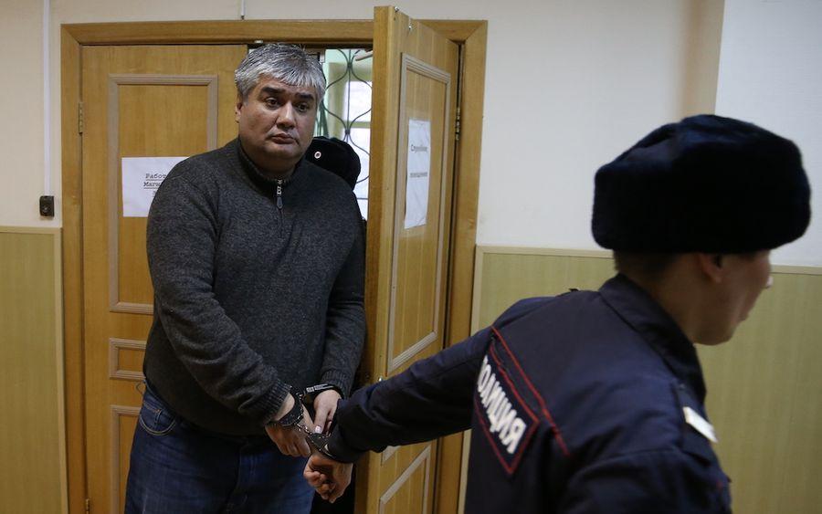 <p>Рустам Атауллаханов. Фото © ТАСС / Коротаев Артём</p>