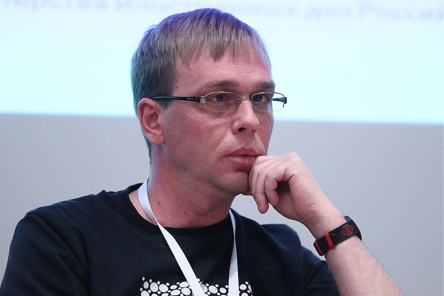<p>Иван Голунов. Фото © ТАСС / Щербак Александр</p>