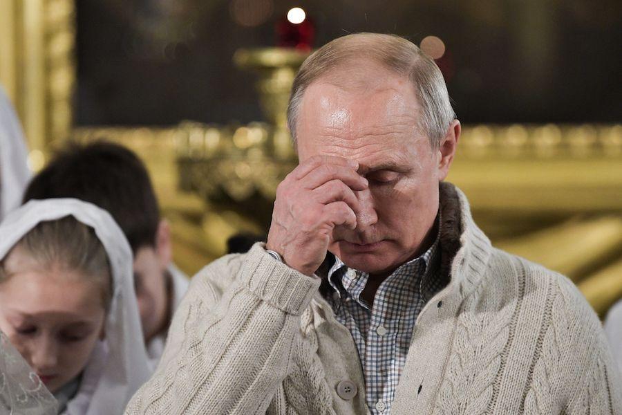 <p>Фото ©Алексей Никольский / Пресс-служба Президента РФ / ТАСС</p>