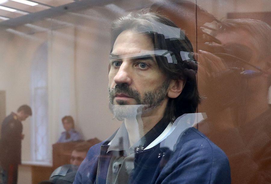 <p>Михаил Абызов. Фото © ТАСС / Сергей Карпухин</p>