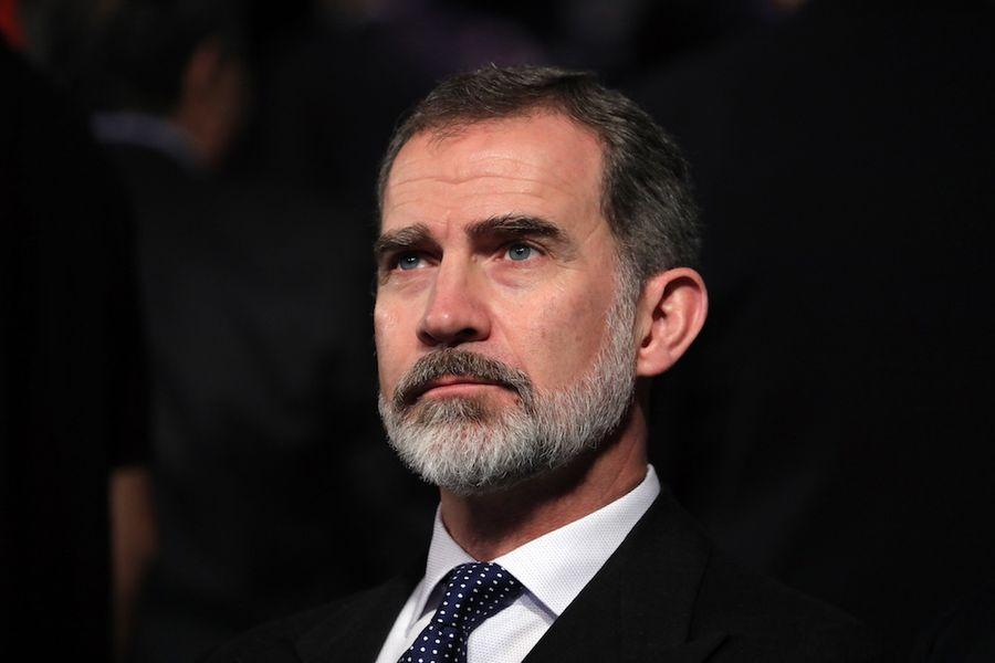 <p>Король Испании Филипп VI. Фото © EPA / Abir Sultan / POOL EPA POOL / ТАСС</p>