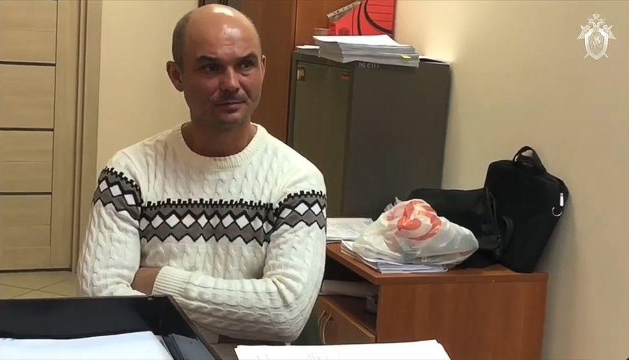 "<p>Виктор Гаврилов. Фото <strong style=""font-weight: bold;"">© </strong>Следственный комитет РФ / ТАСС</p>"