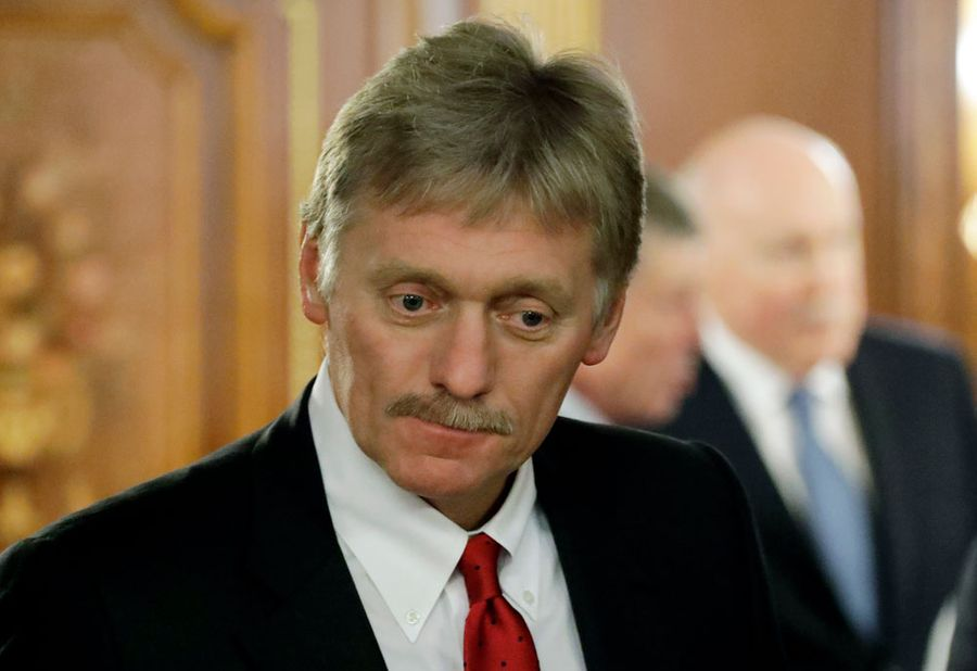 <p>Пресс-секретарь президента России Дмитрий Песков. Фото © ТАСС / Метцель Михаил</p>