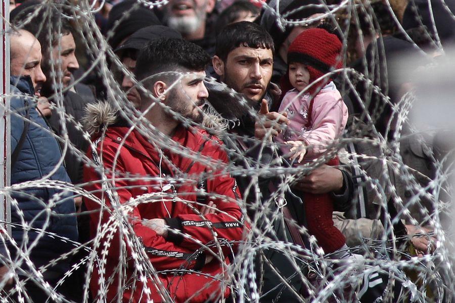 <p>Фото © EPA / DIMITRIS TOSIDIS / ТАСС</p>
