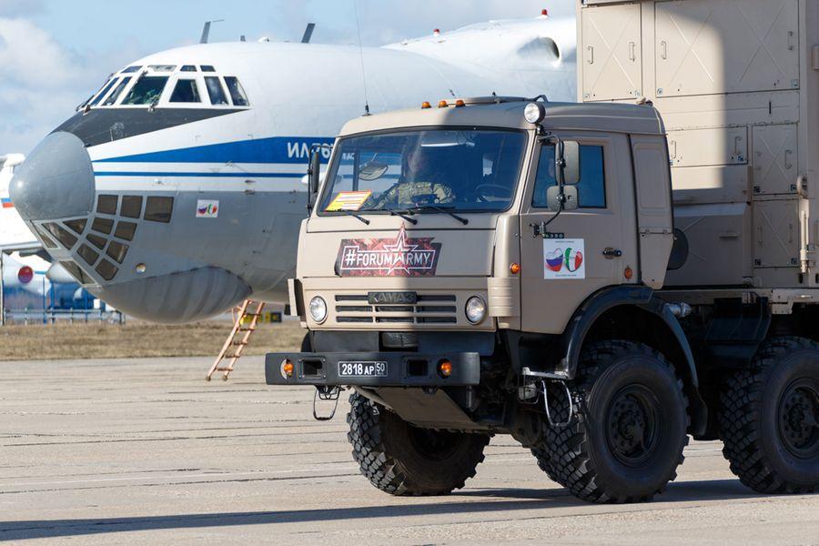 Фото ©ТАСС / Министерство обороны РФ