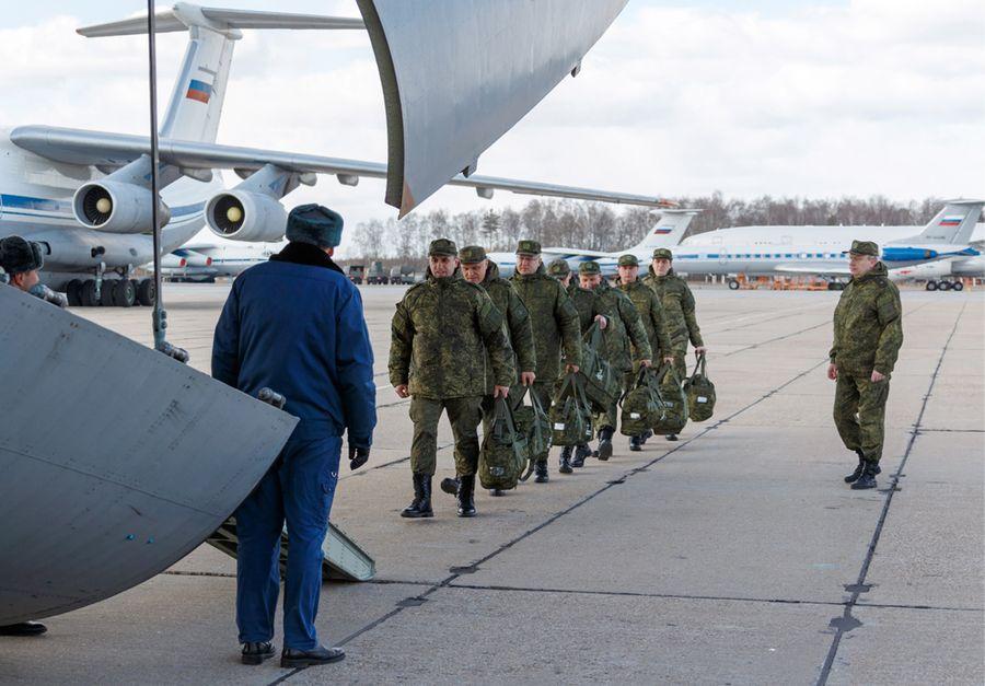 Фото © ТАСС / Министерство обороны РФ
