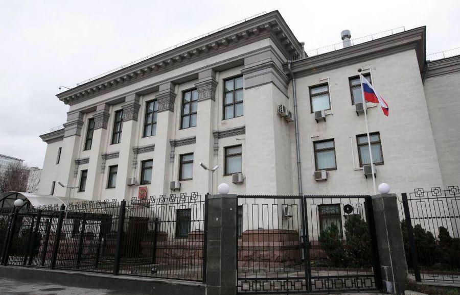 <p>Фото © Посольство РФ на Украине / ТАСС</p>