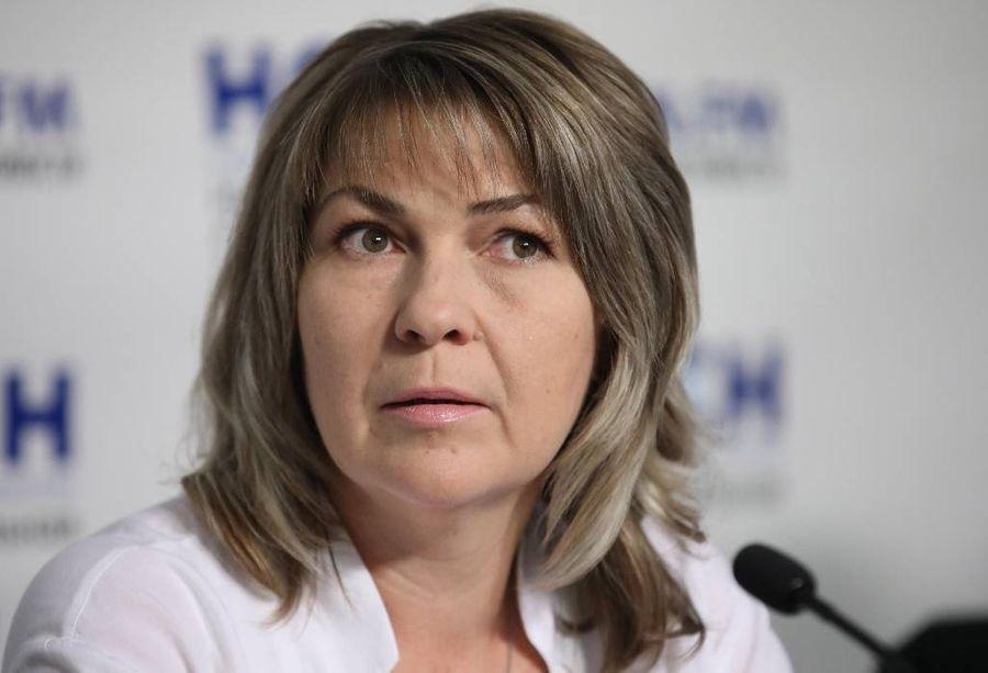 <p>Виктория Ярошенко. Фото © ТАСС / Михаил Почуев</p>