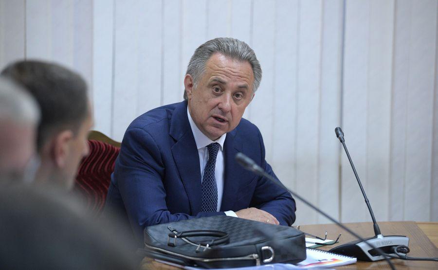 <p>Виталий Мутко. Фото © Kremlin</p>