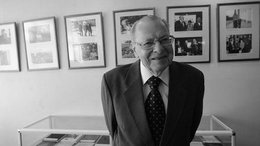 <p>Историк и археолог Валентин Янин, 21.04.2010. Фото © ИТАР-ТАСС / Валерий Шарифулин </p>