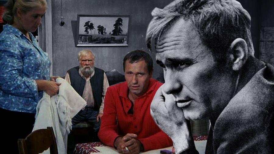 """<p>Кадр из фильма """"Калина красная"""". Фото © ТАСС</p>"""