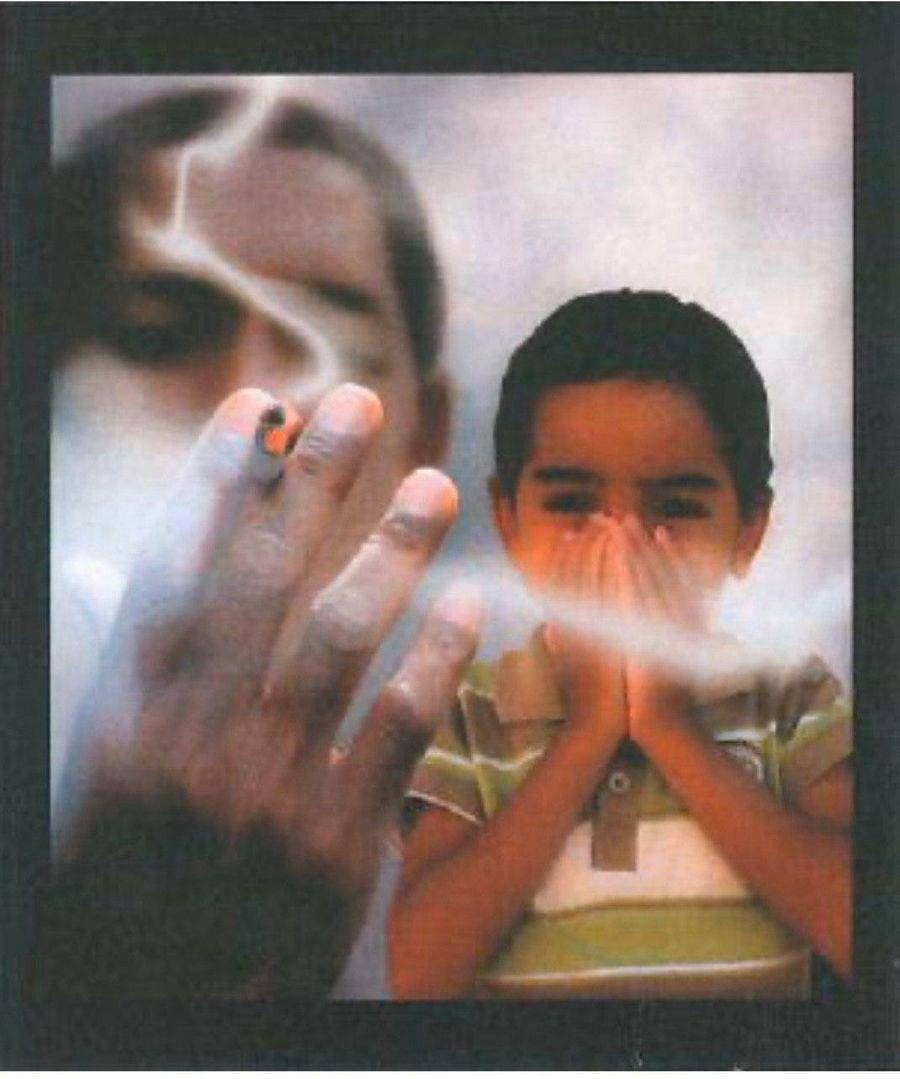 О том же сообщают и сигаретные пачки Мадагаскара, но в другой стилистике