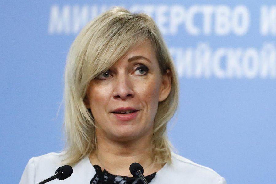 <p>Мария Захарова. Фото © ТАСС / Артём Геодакян</p>