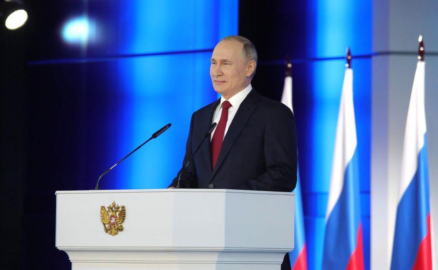 <p>Президент России Владимир Путин. Фото © Kremlin</p>