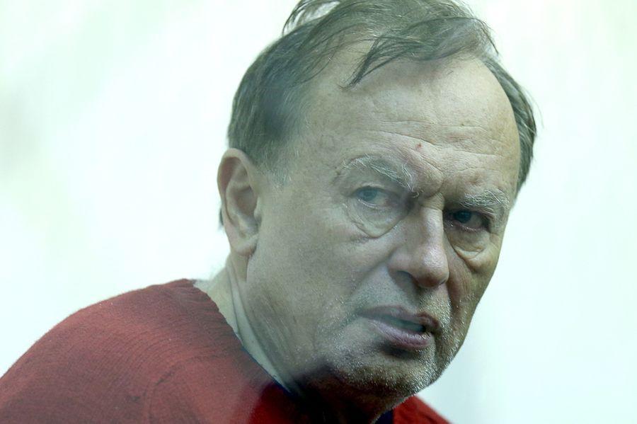 <p>Обвиняемый Олег Соколов. Фото © ТАСС / Пётр Ковалёв</p>